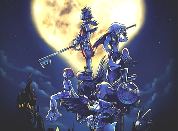 Original Image from KingdomHearts.com